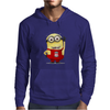 LIVERPOOL MINIONS Movie Despicable Me Football Funny Mens Hoodie