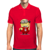 LIVERPOOL MINIONS Movie Despicable Me Football Funny Mens Polo