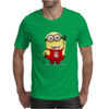 LIVERPOOL MINIONS Movie Despicable Me Football Funny Mens T-Shirt