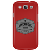 liverpool typo Phone Case