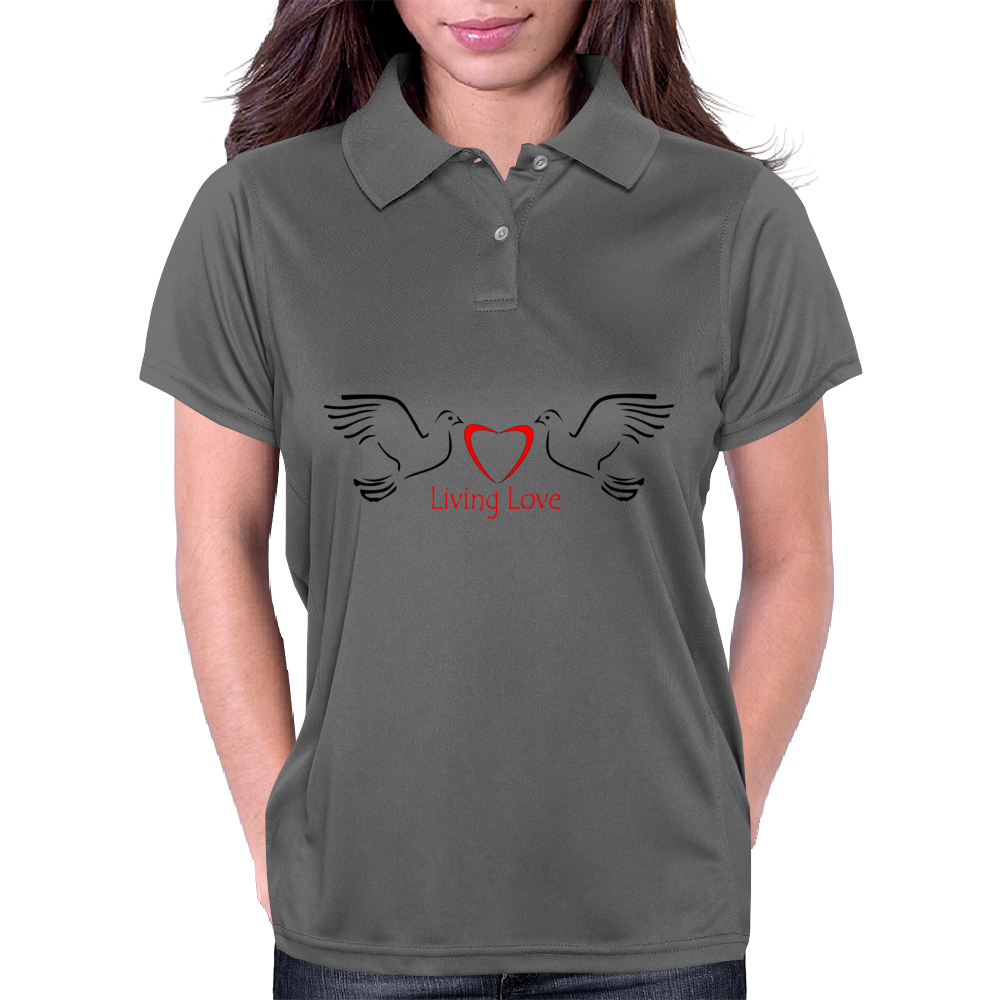 Living Love Womens Polo