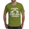 Living the Rock n Roll Lifestyle Mens T-Shirt