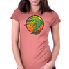 Lizard! Womens Fitted T-Shirt