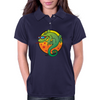 Lizard! Womens Polo