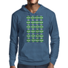 loadsa smiley hoops Mens Hoodie