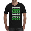 loadsa smiley hoops Mens T-Shirt