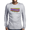 locomotive Mens Long Sleeve T-Shirt
