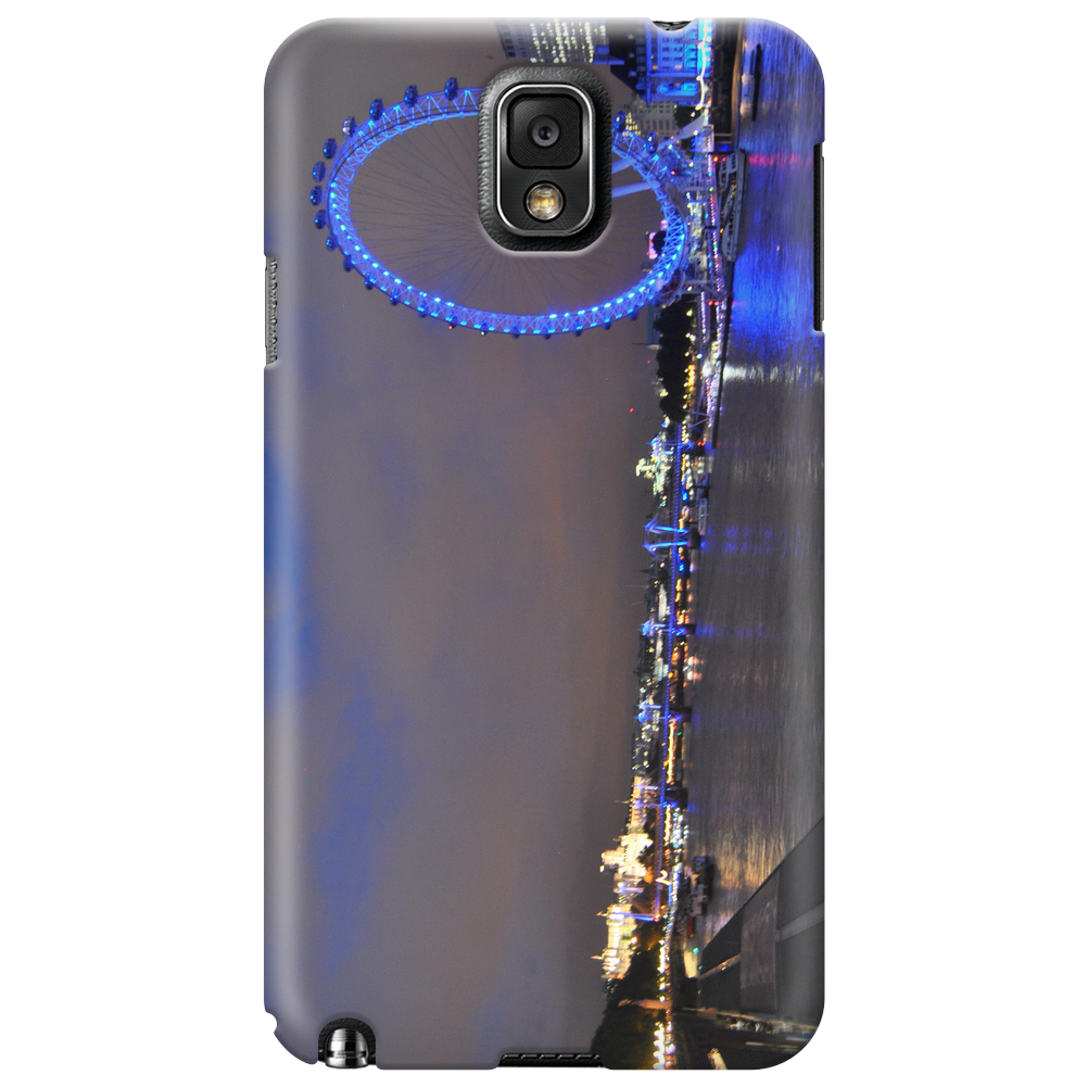 London eye night view Phone Case