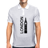 London Time - Big Ben Mens Polo