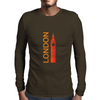 London Time Mens Long Sleeve T-Shirt