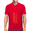 London Time Mens Polo