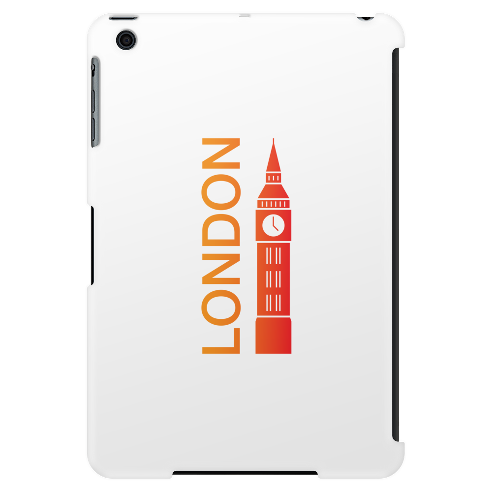 London Time Tablet (vertical)
