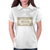 London to Hogwarts, Hogwarts Express Ticket Womens Polo