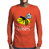 London Wasps Rugby Sports Mens Long Sleeve T-Shirt