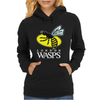London Wasps Rugby Sports Womens Hoodie