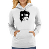 Lonely Rolling Star Womens Hoodie