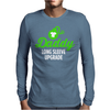 Long Sleeve Tee Upgrade Mens Long Sleeve T-Shirt