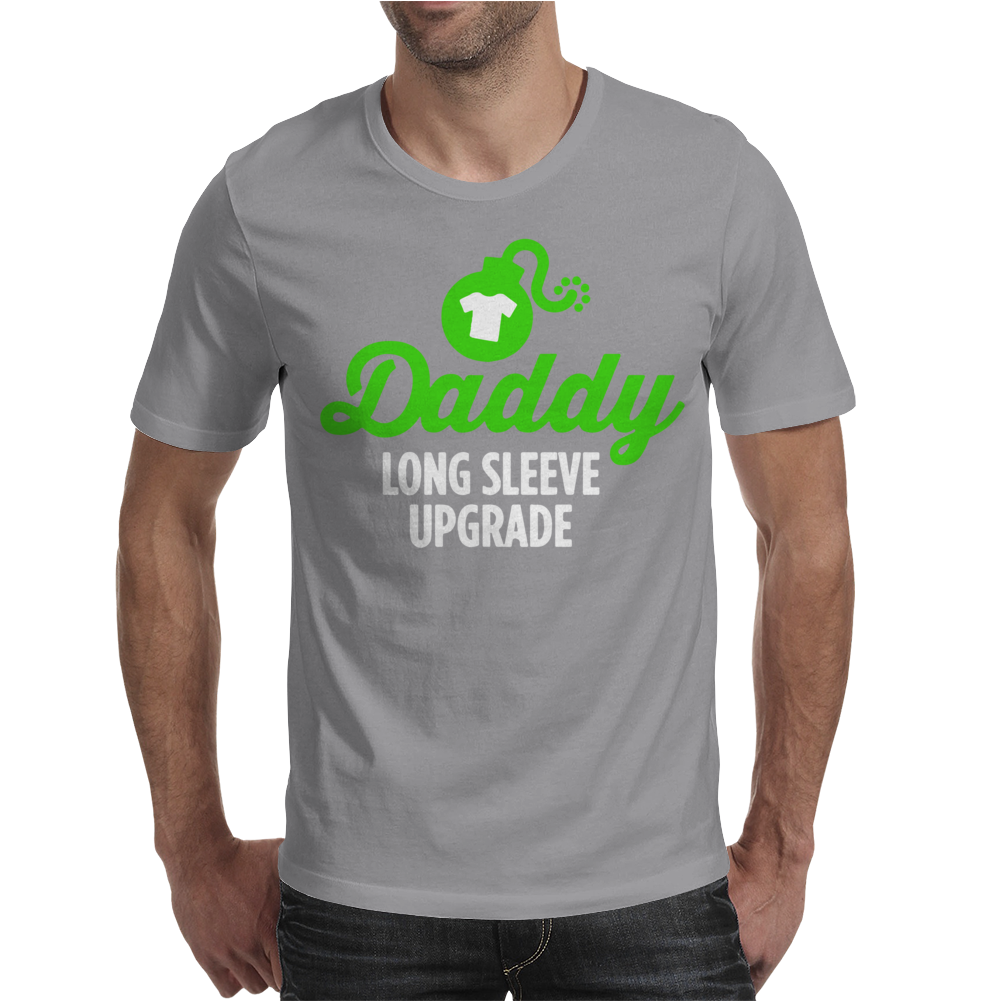 Long Sleeve Tee Upgrade Mens T-Shirt