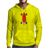 Longboard Hot Summer Ice Cream Mens Hoodie