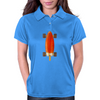 Longboard Hot Summer Ice Cream Womens Polo