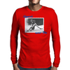 Longboard Legends never Die - Cliff Coleman in Action Mens Long Sleeve T-Shirt