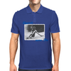 Longboard Legends never Die - Cliff Coleman in Action Mens Polo