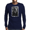 Longboard Legends never Die - Grandpa on Longboard Mens Long Sleeve T-Shirt