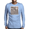 Longboard Legends never Die - The Logan Family Mens Long Sleeve T-Shirt