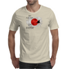 Longboard Skateboard Go Skate in Japan Mens T-Shirt