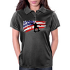 Longboarding Skateboarding in USA Womens Polo