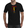 Longboarding Surfing Streets Mens T-Shirt