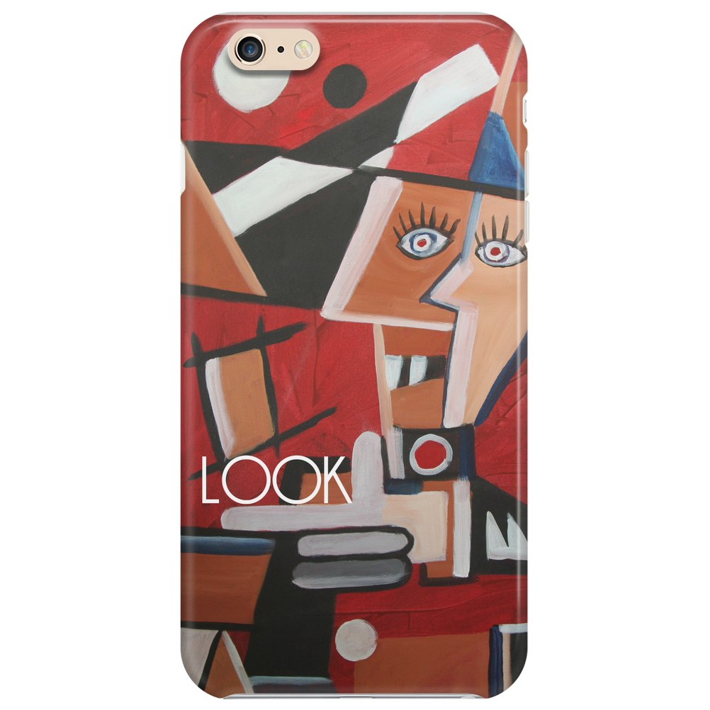 Look Phone Case