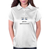 Look up! Look w-a-a-a-y up! Womens Polo