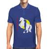 Looking for peace Mens Polo