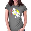 Looking for peace Womens Fitted T-Shirt
