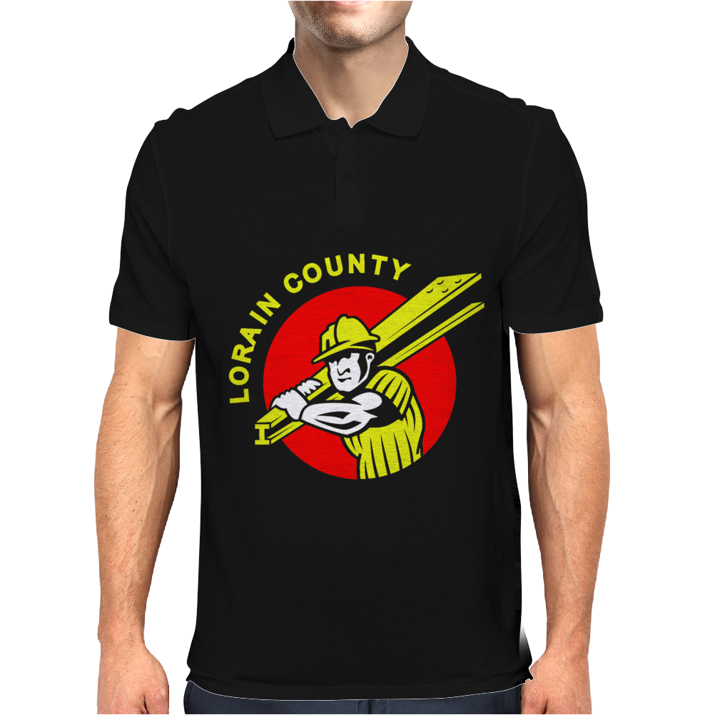 Lorain county Mens Polo