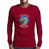 Los Pollos Hermanos distressed style Mens Long Sleeve T-Shirt