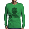 Lose Yourself Mens Long Sleeve T-Shirt