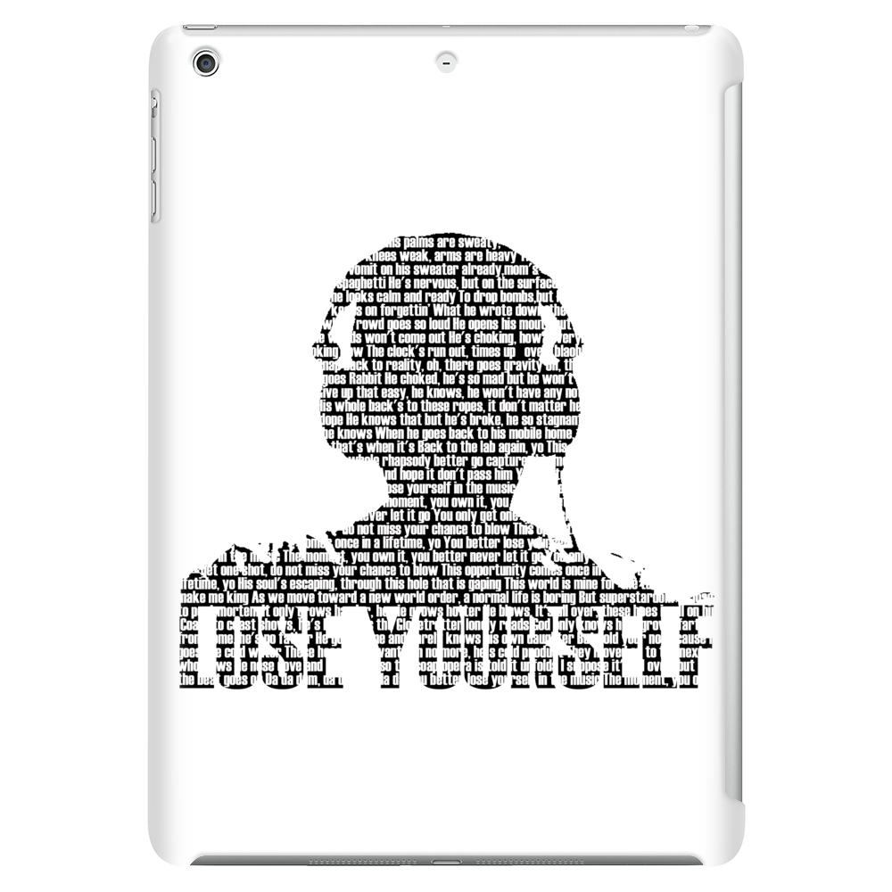 Lose Yourself Tablet (vertical)