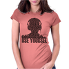 Lose Yourself Womens Fitted T-Shirt
