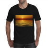 Lost at sea. Mens T-Shirt