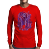Lost In The Woods Mens Long Sleeve T-Shirt
