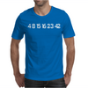 Lost NumbersLost Numbers Mens T-Shirt