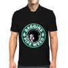 LOTR - Bagging Pipe Weed Mens Polo