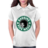 LOTR - Bagging Pipe Weed Womens Polo
