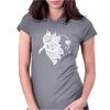 Lotus Flower Womens Fitted T-Shirt