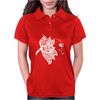 Lotus Flower Womens Polo