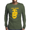 Lou Reed Mens Long Sleeve T-Shirt