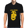 Lou Reed Mens Polo