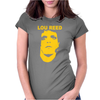 Lou Reed Womens Fitted T-Shirt